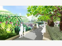Botanical Gardens Houston Houston Working On 120 Acre Botanical Garden Midtown Houston Tx