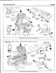 diagrams 1207597 ignition wiring diagram for a 1985 lincoln lsc