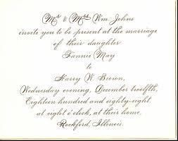 surprising wedding invitation wording samples wedding