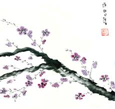 Art Home Design Japan Shirley by Bamboo Art Japanese Painting Sumi Plum Blossom Sumi E By Doodler