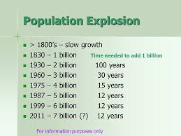 the human population chapter 5 chapter ppt video online download