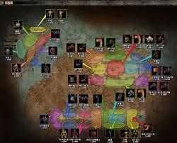 Silk Road Map Distribution Egypt Monster Map