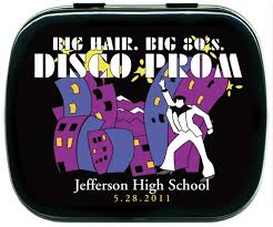 Disco Favors by Disco Prom Favors