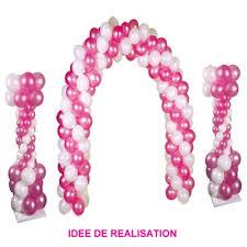 decoration de mariage pas cher coffret décoration ballon mariage décoration mariage pas cher