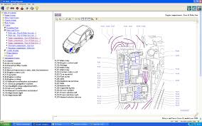 corsa vxr fuse box diagram corsa wiring diagrams instruction