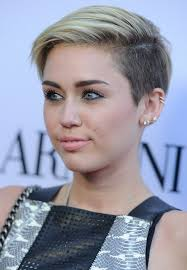 miley cyrus short haircut for 2014 short edgy hairstyle for