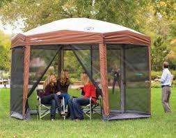 pop up canopy tent screen shade mesh net shelter camping sun