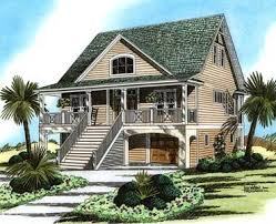 Southern House 56 Best House Plans Styles Images On Pinterest Beach House Plans