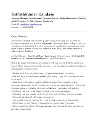 Nursing Home Administrator Resume Resume Of K Sathish Kumar
