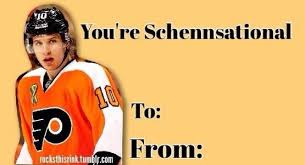 hockey valentines cards hockey valentines card as a rink rat
