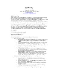 workers compensation specialist sample resume environmental