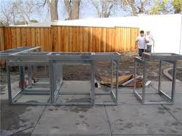 prefabricated outdoor kitchen islands outdoor kitchen kits gen4congress com