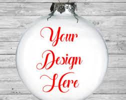 custom ornament ornament custom ornament name