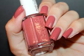 all tied up by essie marsala color of the year 2015 by