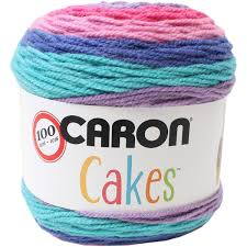 caron cakes mixed berry aran yarn 200g hobbycraft