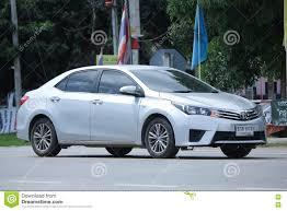 lexus is toyota corolla private car toyota corolla altis editorial stock photo image