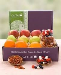 fruit gift box gifttree expands gift line to include fruit boxes