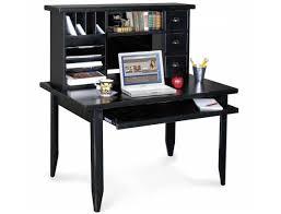 black glass desk desk design best black l shaped computer desk