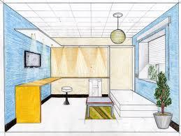 dessiner une chambre en 3d 0 dessin de lzzy co