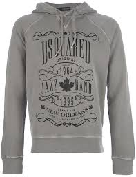 dsquared 2 logo print hoodie where to buy u0026 how to wear