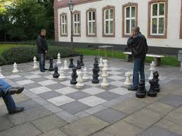 outdoor chess sets lawn chess sets
