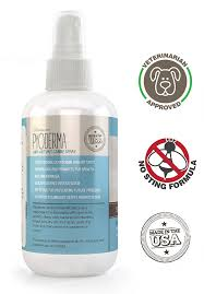 amazon com pyoderma spot spray treatment for dogs natural