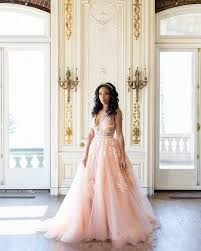plus size blush wedding dresses modest blush pink tulle wedding dresses v neck plus size pearls