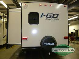 used 2016 evergreen rv i go cloud series c189fds travel trailer at