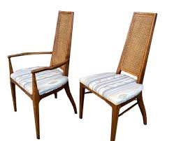 lane furniture mid century modern dining chairs southwest