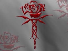 rose tattoo on finger bing images tatoo blood by arcaenis