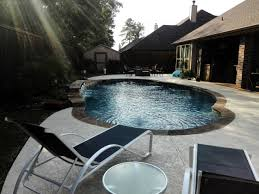 Pools For Backyards by Custom Pool Builder The Woodlands Tx Cypress Tx Carnahan