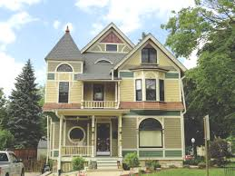 popular exterior house paint colors at green color schemes