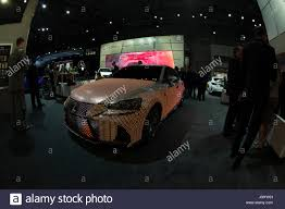 lexus cars nyc new york united states 12th apr 2017 lexus is350 car unveiled