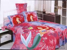 Little Mermaid Comforter Little Girls Bedding Sets Pink Yukon Comforter Set Cute For A