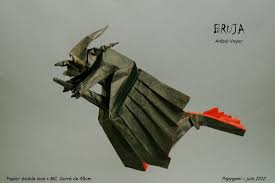origami halloween 30 frighteningly fantastic halloween origami models