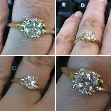 real engagement rings real engagement rings diamonds weddingbee