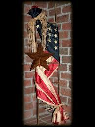 americana flag ladder u2013 especially for you home decor