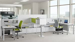 Steelcase Office Desk Waldner S Steelcase Bivi Office Desk System