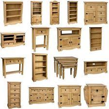 pine bookcases shelving and storage ebay