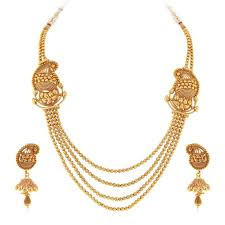 women necklace design images Buy sukkhi incredible gold plated kairi design 4 string necklace jpg
