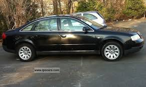 2000 Audi A6 Interior Audi A6 1 9 2000 Technical Specifications Interior And Exterior