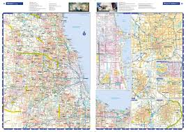 Illinois Road Construction Map by Rand Mcnally 2016 Road Atlas Rand Mcnally Road Atlas United