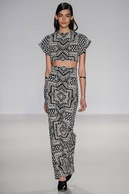 mara hoffman fall 2014 ready to wear collection vogue