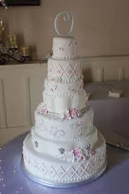 silver wedding cakes darla pink and silver wedding cake xtra special cakes