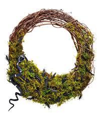 creepy crawly bug halloween wreath martha stewart
