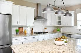 Painting The Kitchen Builder Grade To Farmhouse Kitchen Upgrade Your Home