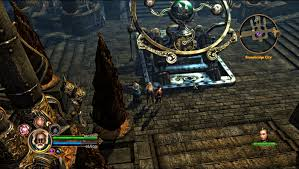dungeon siege 3 dungeon siege 3 review germaximus s
