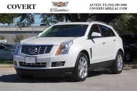 cadillac srx pearl white search used vehicles for sale near tx at covert cadillac