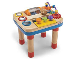 little tikes easy adjust play table amazon com little tikes busy baby activity table toys games