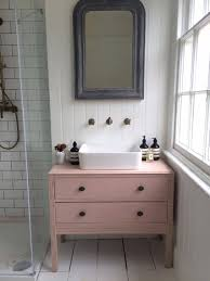 makeover turning a chest of drawers into a bathroom sink unit